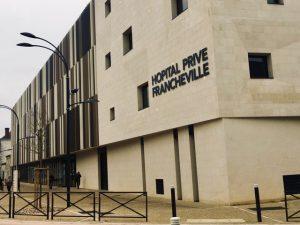 La polyclinique Francheville tout récemment rebaptisée Hôpital Privé Francheville aux cotés du CH de Périgueux dans la lutte contre le Covid 19