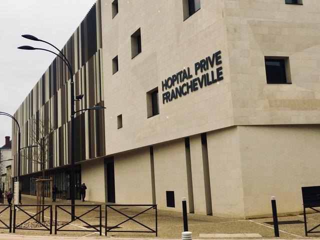 Hopital privé Francheville Dr Amsallem